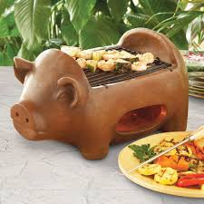 terracotta pig grill world market