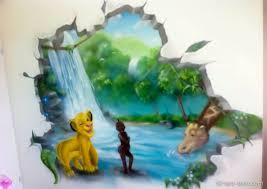 fresque chambre enfant chambres de garã ons dã coration graffiti page sur deco fresque