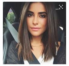 below shoulders a line haircut best 25 blunt hair ideas on pinterest long blunt hair short