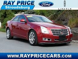 cadillac cts 2009 for sale used 2009 cadillac cts for sale stroudsburg pa