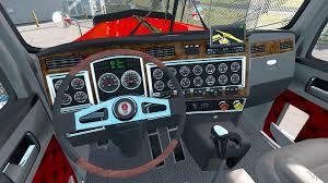 w900l kenworth trucks w900 for american truck simulator