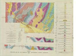 Montana County Map by Structure And Stratigraphy Of The Argenta Area Beaverhead County