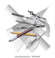 drafting tools stock images royalty free images u0026 vectors