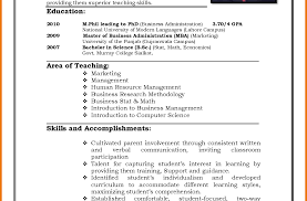 mba marketing experience resume sample bio data resume examples