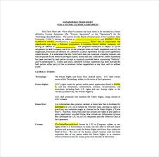Term Sheet Template 13 Term Sheet Template Free Word Pdf Documents Free