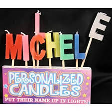 Personalized Birthday Candles Cheap Letter Candles Letter D Find Letter Candles Letter D Deals