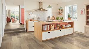 how to make an open concept kitchen how to make the most of open plan kitchens karndean