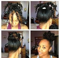 how to style medium length natural black hair