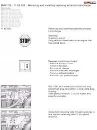remove e60 530d turbo pdf