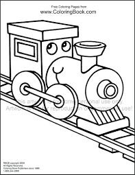 train coloring pages free thomas book pdf printable train