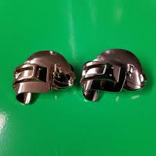pubg level 3 helmet pubg 3d level 3 helmet lapel pin