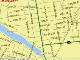 map of lakewood new jersey all saints episcopal church