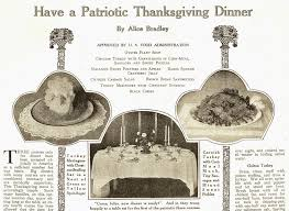 thanksgiving dinner for 8 what i found patriotic thanksgiving dinner recipes from 1917