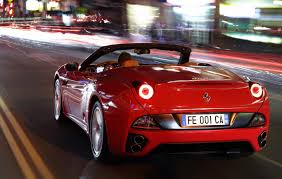 ferrari tail lights upcoming 2015 ferrari california to feature f12 inspired styling