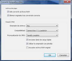 convertir varias imagenes nef a jpg formas de convertir a dng con dng converter lightroom y camera raw