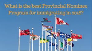 Canadian Provincial Flags New Brunswick Provincial Nominee Program Canada Immigration News