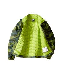 north face hyvent the north face kids thermoball full zip jacket