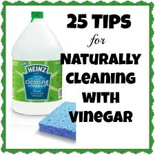 25 tips for naturally cleaning with vinegar heinzvinegar cbias