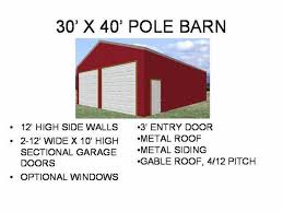 Garage Plans Sds Plans by 9 Pole Barn Plans 1 Standard Garage Plan 1 Shed Plan And A Free