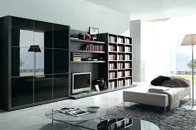 Tv Stands With Bookshelves by Bookcase Tv Unit And Bookcase Sangiacomo Italy Modern Home