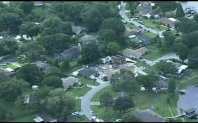 Land O Lakes Florida Map by Sinkhole Forms Swallows Boat Destroys Home In Land U0027o U0027lake Just