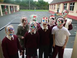 look at our halloween masks arles national