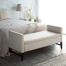 Dining Room Storage Bench by Bedroom Furniture Upholstered Hallway Bench End Of Bed Benches