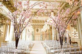 18 ideas to for your cherry blossom themed wedding