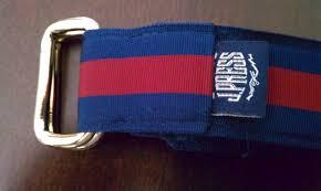 ribbon belts grosgrain ribbon belt thrift store preppy