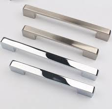 kitchen furniture handles silver handles for kitchen cabinets roselawnlutheran