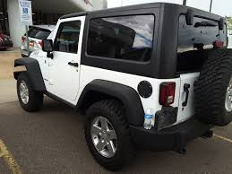 jeep wrangler 2 door hardtop trade 2 door jk hard top for premium soft top