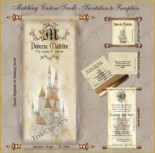Fairytale Wedding Invitations Renaissance Wedding Theme Idea U0027s Medieval Times Medieval And