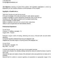 driver best of delivery driver resume samples for your