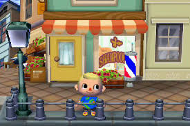 hair styles at the shoodle in animal crossing new leaf shoodle animal crossing wiki fandom powered by wikia