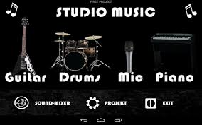 studio music garage band android apps on google play