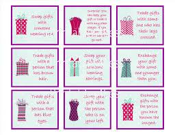 fun family christmas gift exchange ideas christmas trees 2017