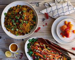 Tasty Dinner Party Recipes - recipes from our moroccan dinner party anthropologie blog