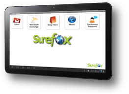 android mode android secure browser surefox kiosk lockdown mode web browser
