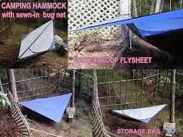 tent hammocks