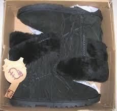 womens boots australian sheepskin lamo 8 willow womens 8 fringe wrap boots australian sheepskin