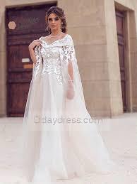 maternity wedding dress save one classic bateau neck lace maternity wedding dress with
