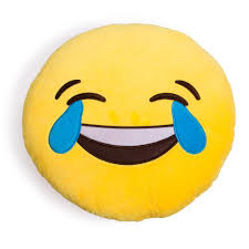 amazon com bigmouth inc emoji drink kooler kitchen u0026 dining emoji pillows laughing tears