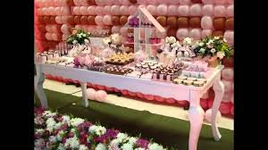 design decorating ideas for baby shower youtube
