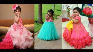 latest kids party wear dress collections today fashion youtube