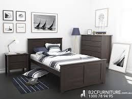 bedroom king single loft bunk childrens wooden furniture
