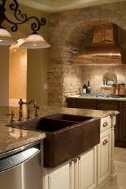 Farm Sink Kitchen by Fantastic Farmhouse Sinks Apron Front Sinks In Gorgeous Settings