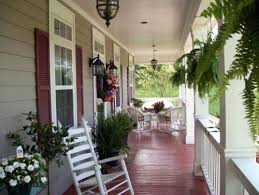 front porch decorating ideas craftsman front porch decorating ideas colorful bursts of hydrangeas