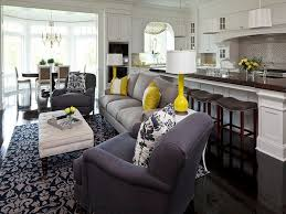 living room decor and design inspiration gray teal and yellow
