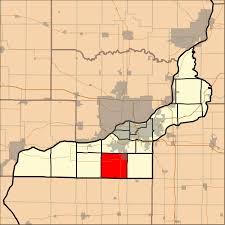 Illinois Casinos Map by Bowling Township Rock Island County Illinois Wikipedia