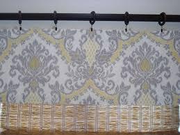 Kitchen Valances Curtains by Best 25 Grey Kitchen Curtains Ideas On Pinterest Kitchen Window